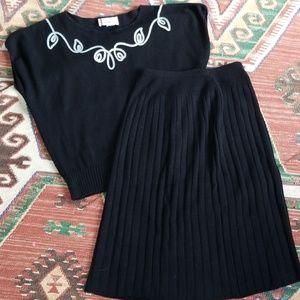 Vintage Bellocco Knit Set